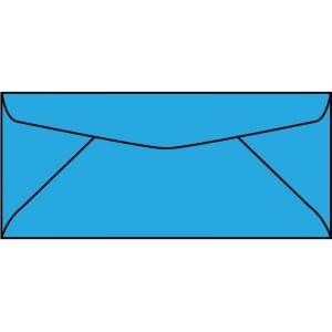 WS2033  3.87 x 8.87 Starburst Regular Envelope