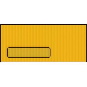 WS3232  4.12 x 9.5 Western Groove Poly Window Envelope