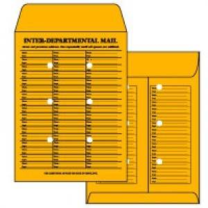 WS5111  10 x 13 Roptex Open End Interdepartmental Mail Catalog