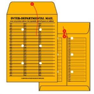 WS5110  10 x 13 Roptex Open End Interdepartmental Mail Catalog